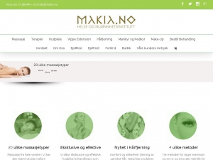 Makia - the best beauty treatments in Oslo
